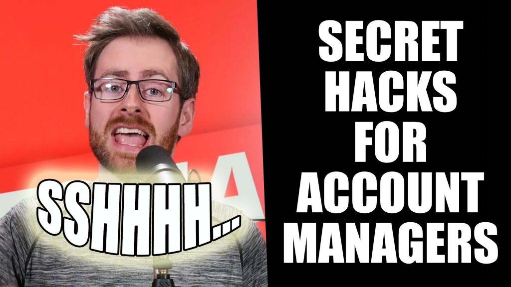 Mashup: Key Account Management And Referral SECRETS