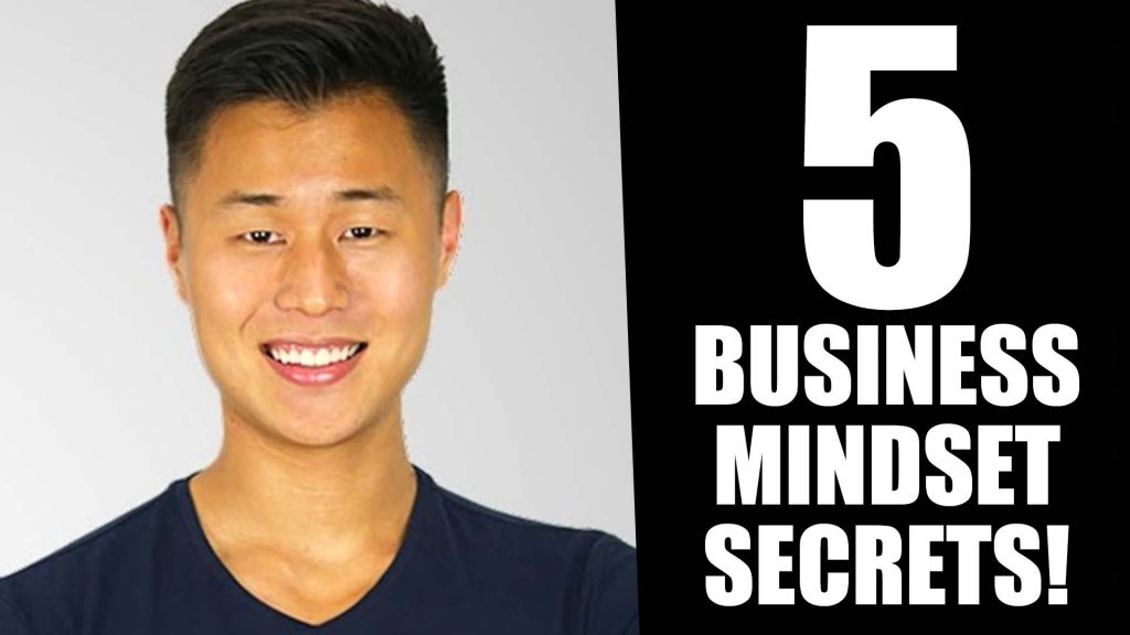 THRIVE5: 5 INCREDIBLE Business MINDSET Tips