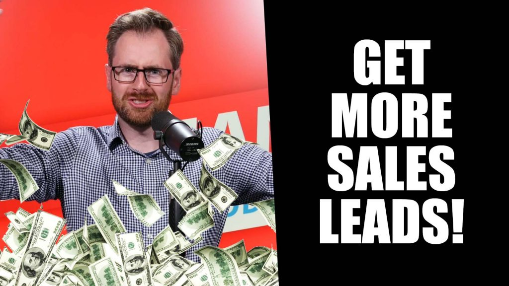 #545: How To Generate More Sales Leads (Using YOUTUBE?!) With Alex Berman