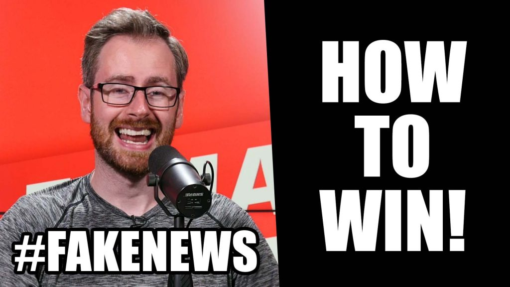 #546: How To Win Any Argument (Even If They Talking #FakeNews) With Jay Heinrichs