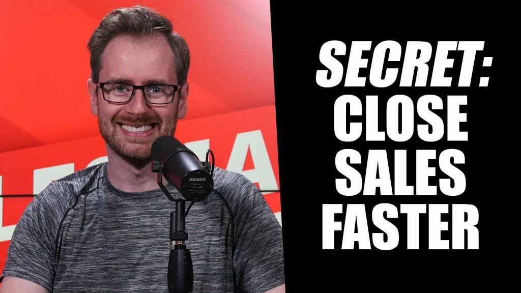 #550: Your ONLY Sales Action Plan (Close Deals FASTER!) With John Asher