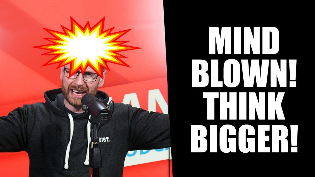 #564: How BILLIONAIRES Set Goals… (He Broke My Brain) With Geoff Wood